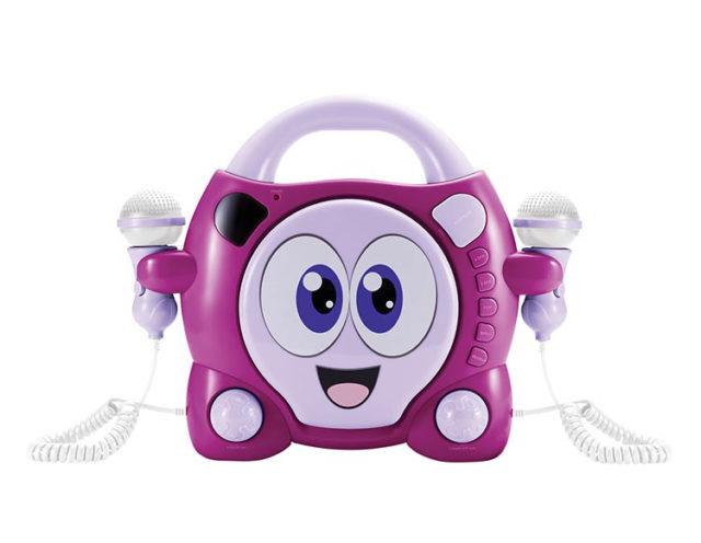"""Karaoke CD player con 2 micrófonos """"My Bubble"""" - Imagen del envoltorio"""
