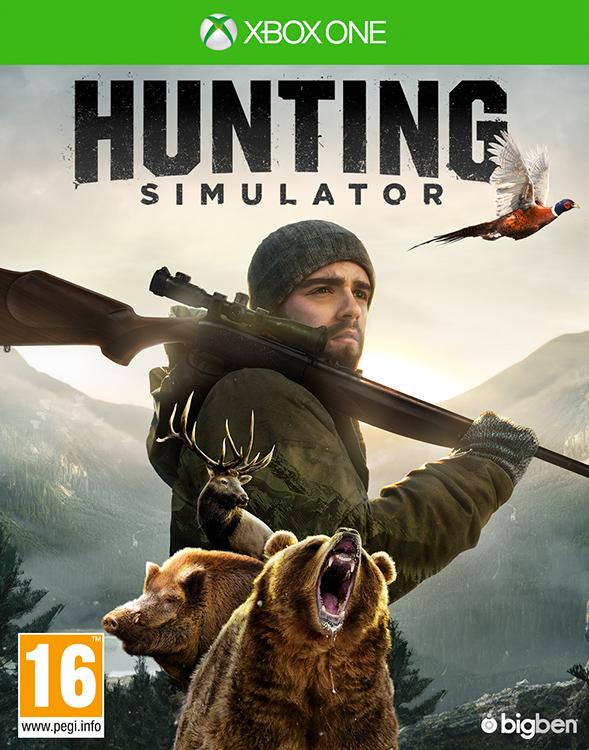 Hunting Simulator - Imagen del envoltorio
