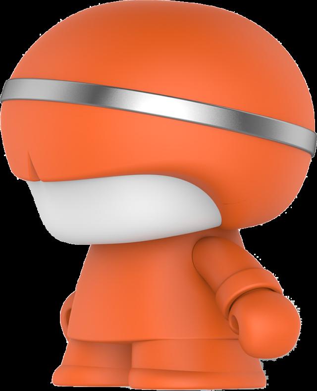 Mini speaker Bluetooth® Xboy Xoopar (orange) - Imagen del envoltorio