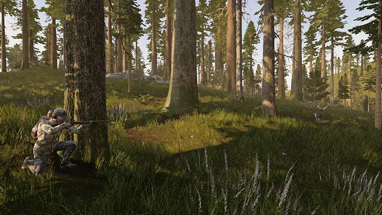 Hunting Simulator - Captura de pantalla#2tutu