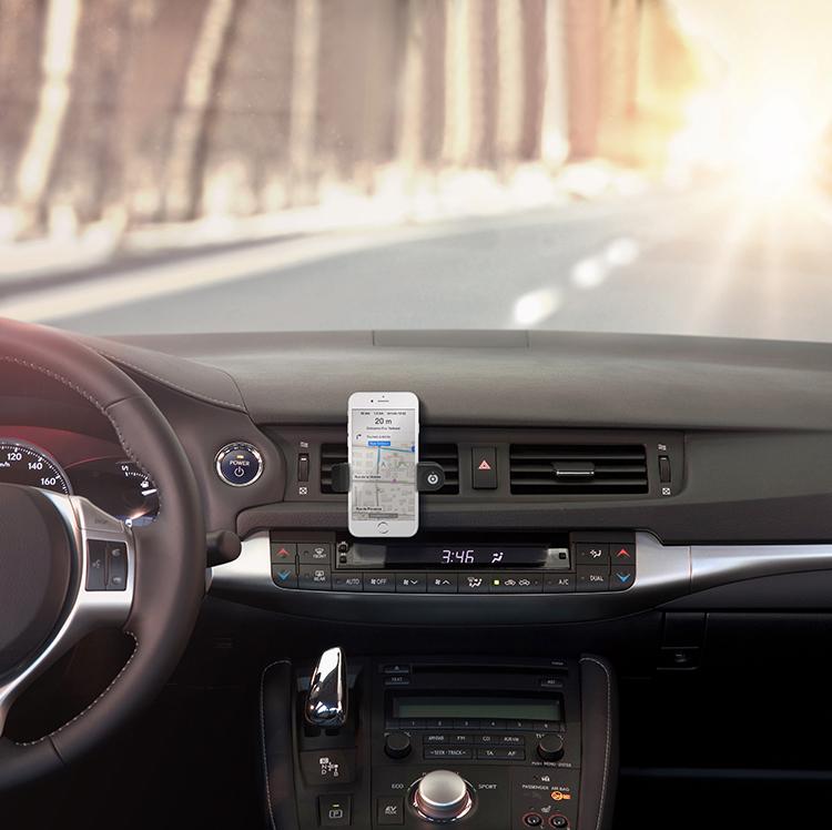 Soporte de coche universal para smartphones Bigben - Imagen#1