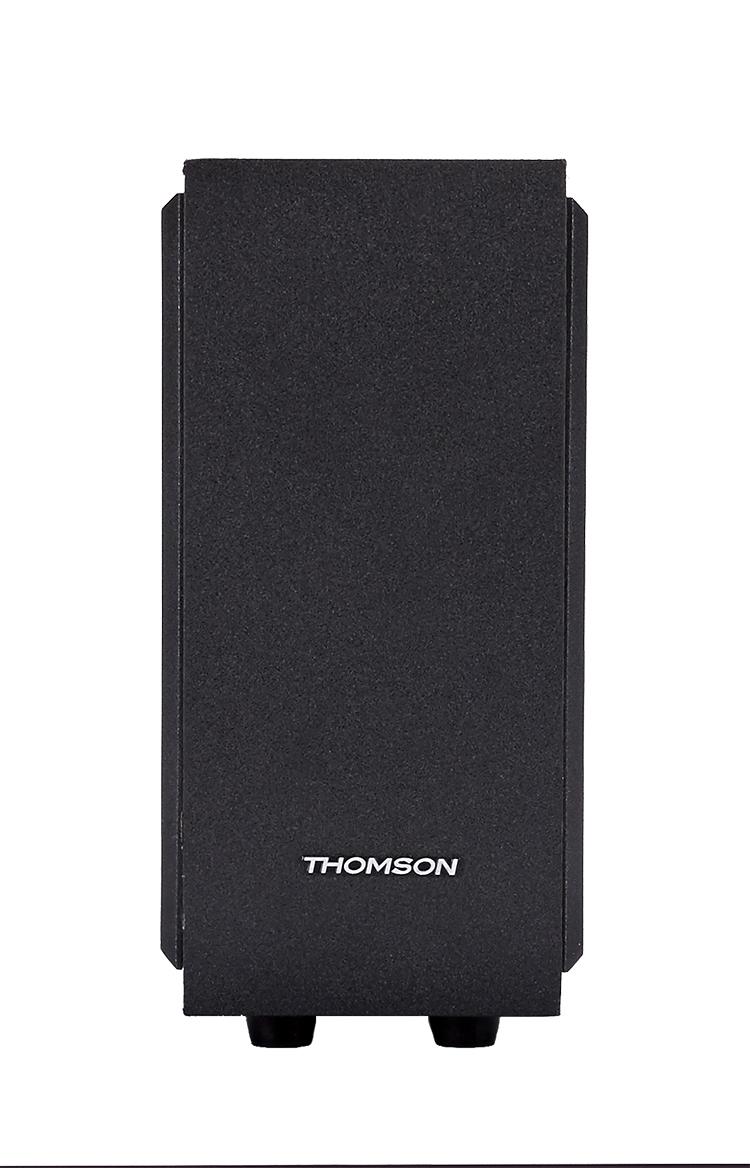 Barra de sonido Thomson con subwoofer con cable - Imagen#1