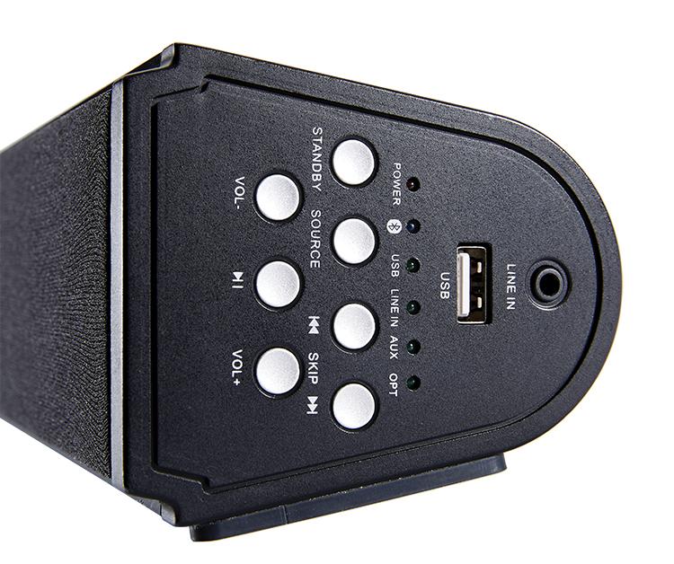 Barra de sonido Thomson con subwoofer con cable - Imagen#2tutu#3
