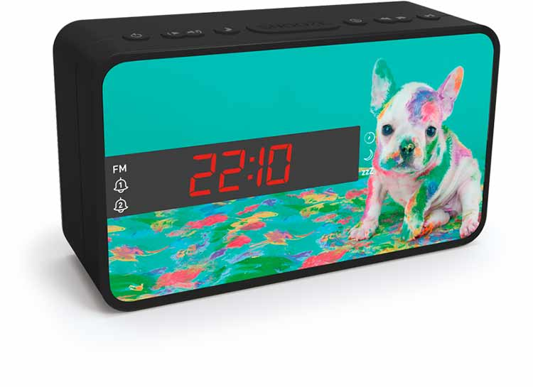 Radio despertador Bigben diseño animales - Imagen#2tutu#4tutu#5