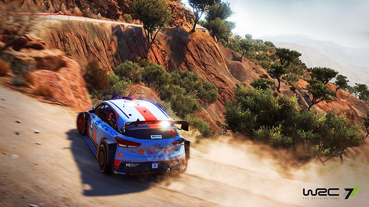 WRC 7 - Captura de pantalla#1