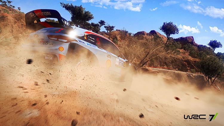 WRC 7 - Captura de pantalla#2tutu