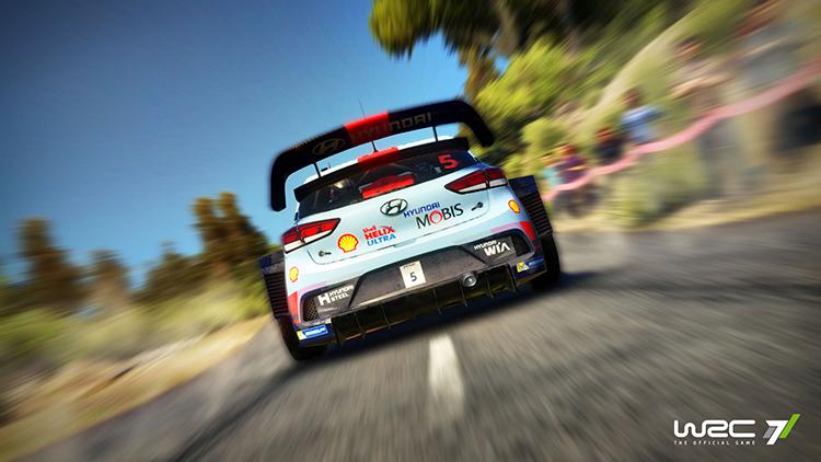 WRC 7 - Captura de pantalla#2tutu#3