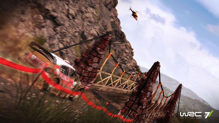 WRC 7 - Captura de pantalla#2tutu#4tutu