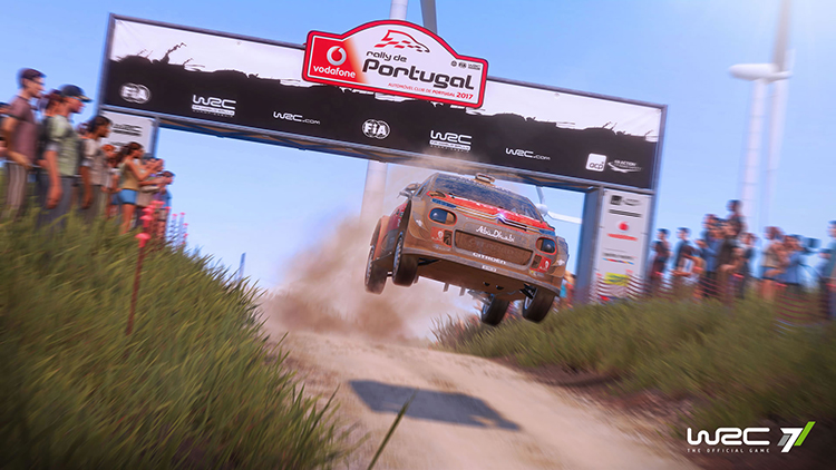 WRC 7 - Captura de pantalla#2tutu#4tutu#5
