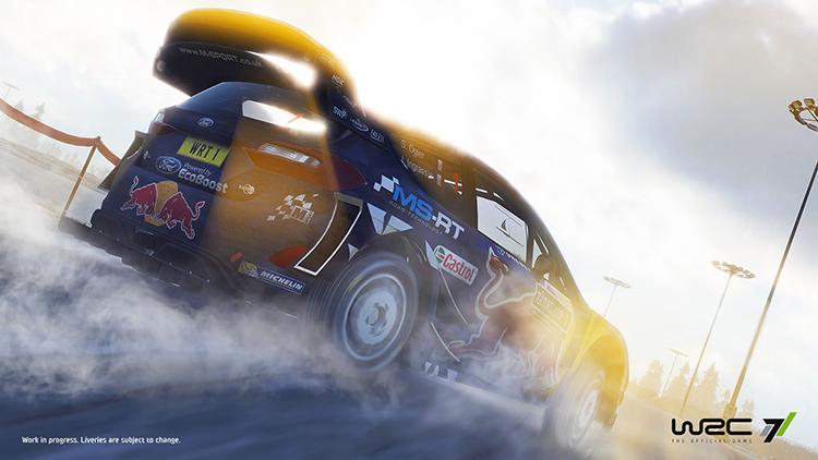 WRC 7 - Captura de pantalla#2tutu#4tutu#6tutu#7