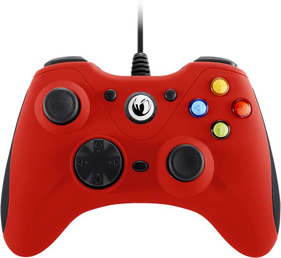NACON PC Game Controller (Red) - Imagen del envoltorio