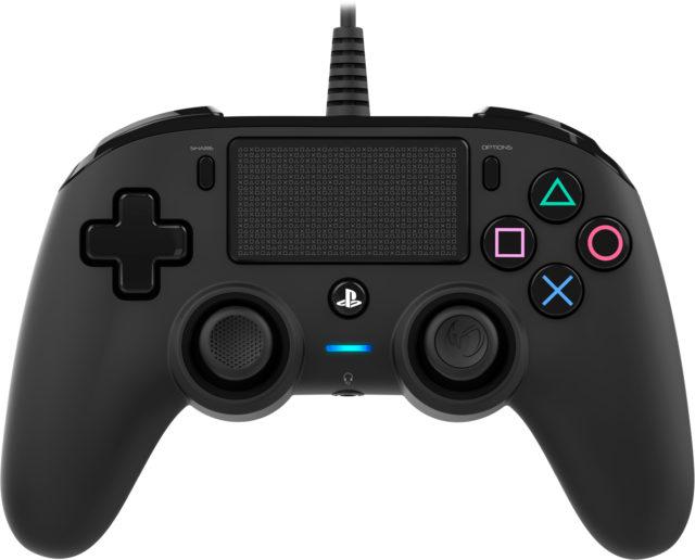Nacon wired compact PlayStation®4 (PS4TM) Negro - Imagen del envoltorio