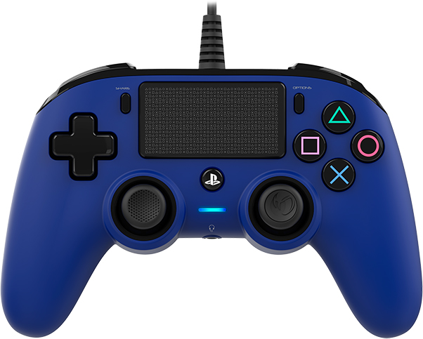 Nacon wired compact PlayStation®4 (PS4TM) Azul - Imagen del envoltorio