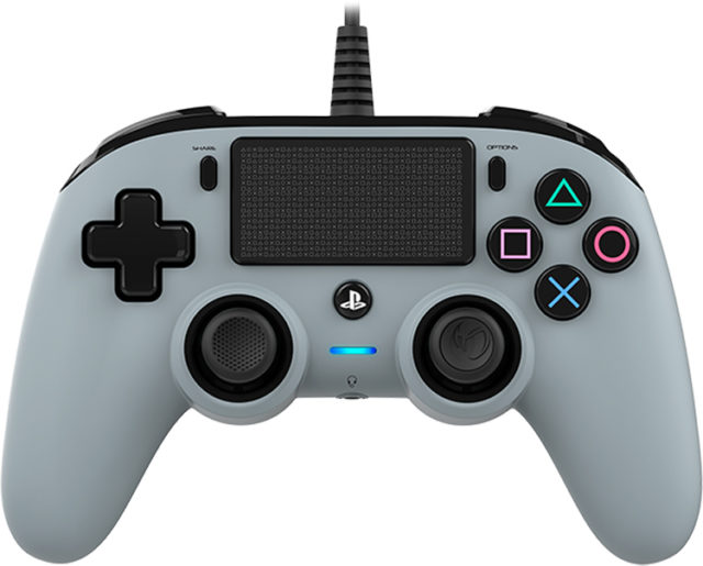 Nacon wired compact PlayStation®4 (PS4TM) Gris - Imagen del envoltorio