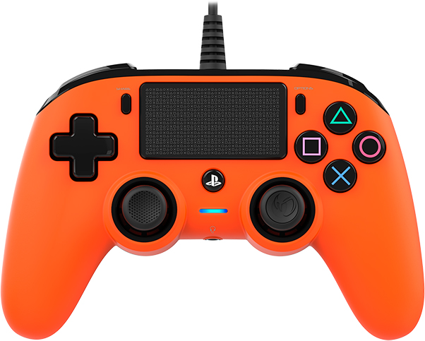 Nacon wired compact PlayStation®4 (PS4TM) Naranja - Imagen del envoltorio