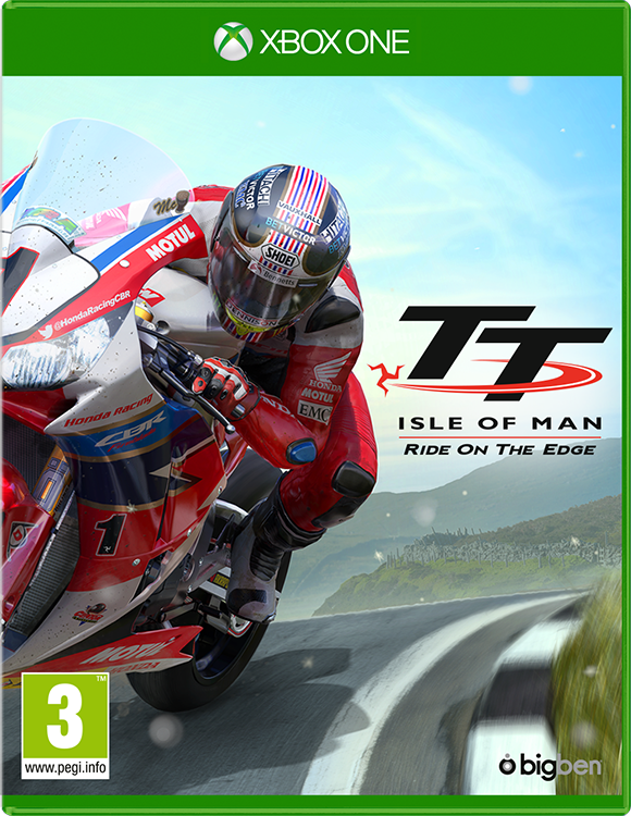 TT Isle of Man - Imagen del envoltorio