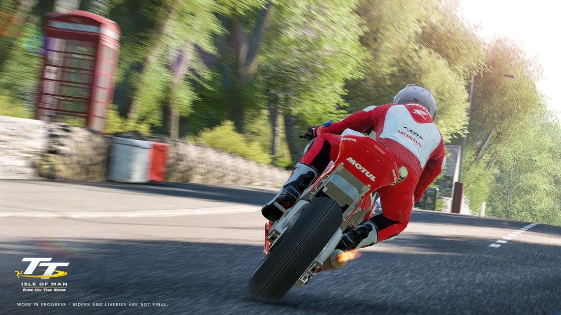 TT Isle of Man - Captura de pantalla