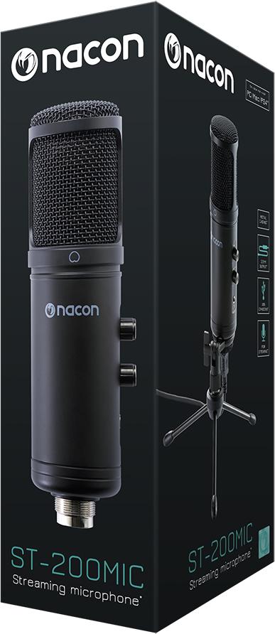Micrófono profesional pro-gaming NACON PCST-200MIC - Imagen#2tutu#4tutu#5