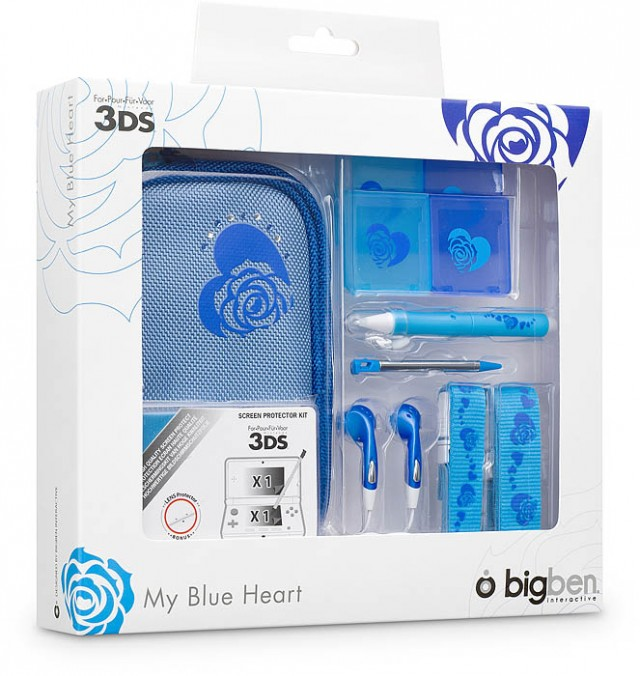 Pack - My Heart Blue - Packshot