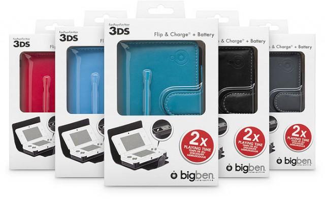Flip & Charge 3DS - Packshot