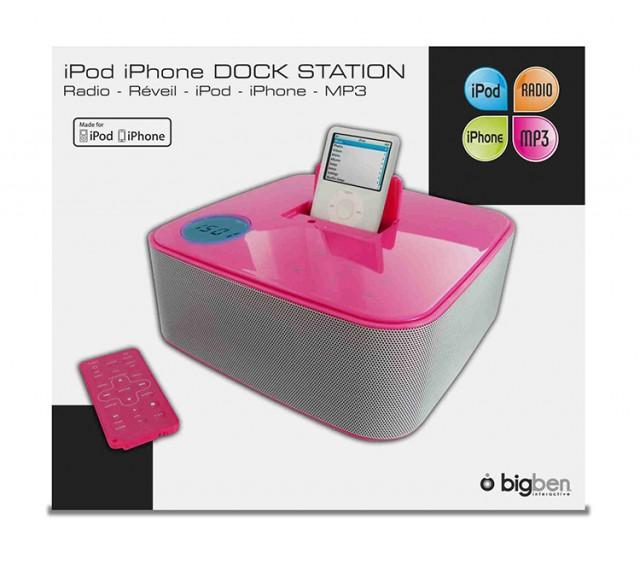 iPod/iPhone Docking Station ST01 - Packshot