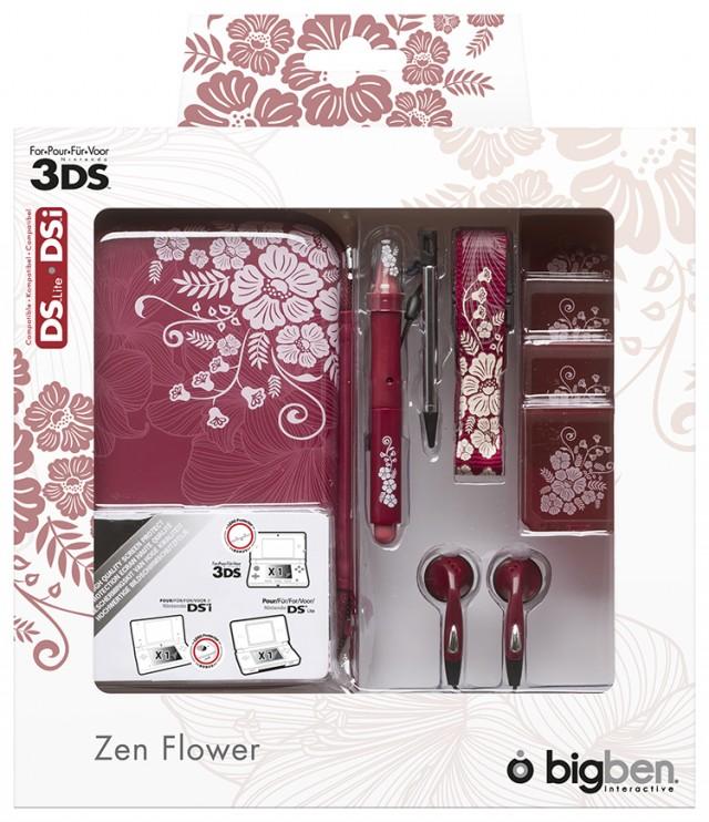 Pack - Zen V2  [flower & stone] - Packshot