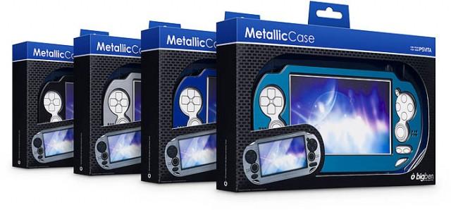 Metallic Case - Packshot