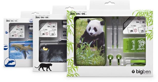 "Pack - Limited Edition ""Wild Animals"" - Packshot"