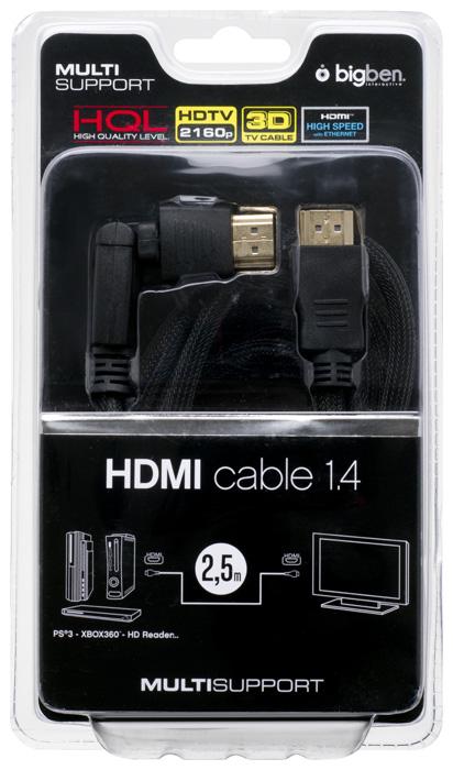 HQ HDMI Kabel 1.4/3D LX - Packshot