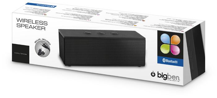 Bluetooth-Lautsprecher BT01 - Packshot