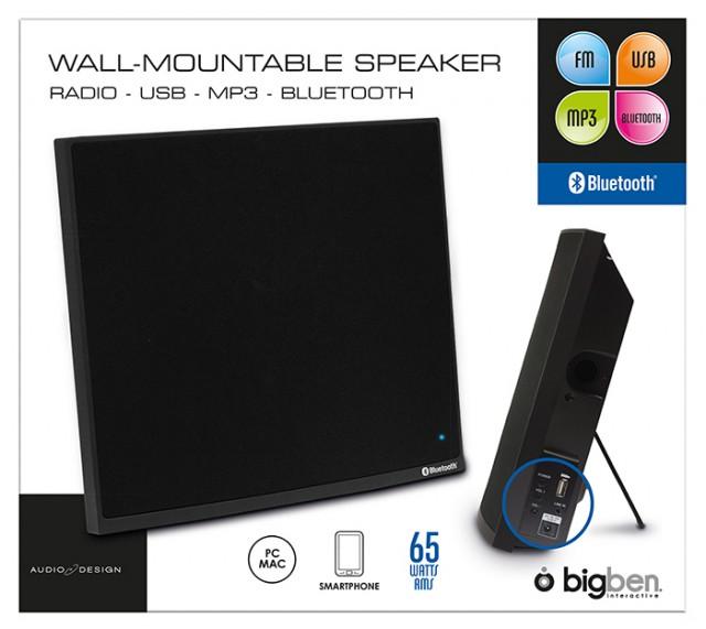 Bluetooth-Lautsprecher BT05 - Packshot