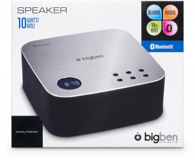 Bluetooth-Lautsprecher BT04 - Packshot