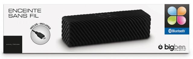 Bluetooth-Lautsprecher BT06 - Packshot