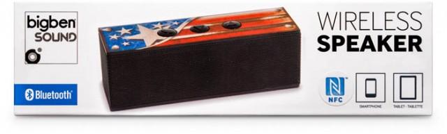 Bluetooth-Lautsprecher BT01 - USA - Packshot