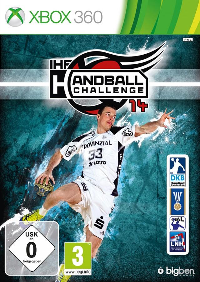 IHF Handball Challenge 14 - Packshot
