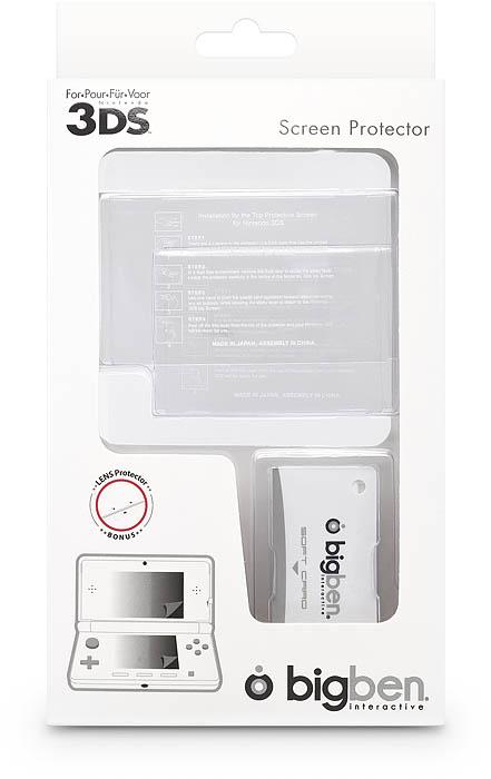 Dual Screen Protection Kit - Packshot