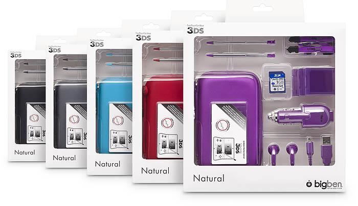 Pack - Natural - Packshot