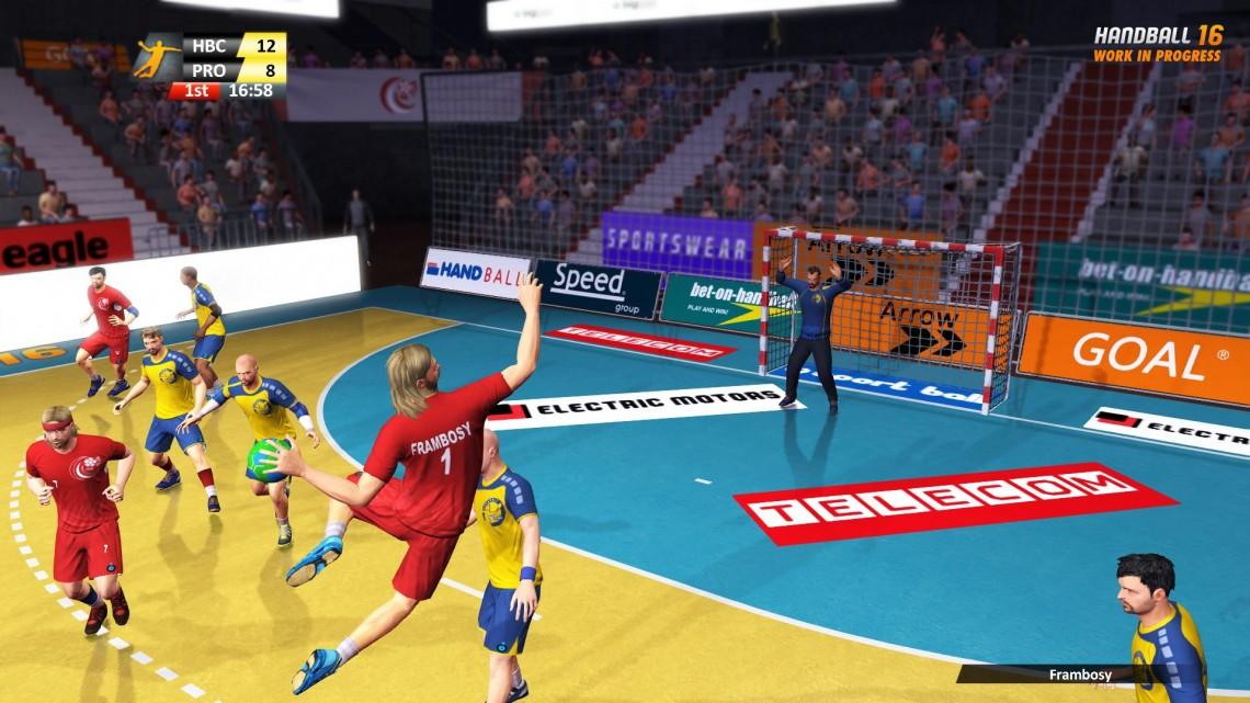Handball 16 - Screenshot_1