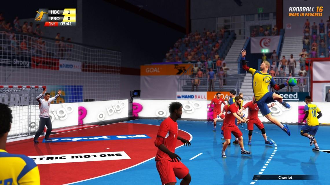 Handball 16 - Screenshot_3