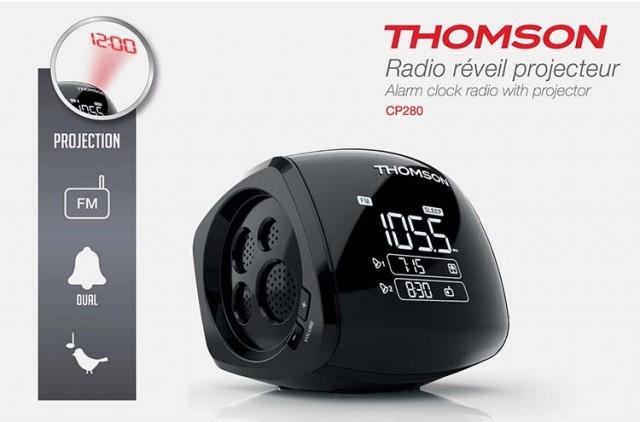 Thomson Radiowecker CP280 - Packshot