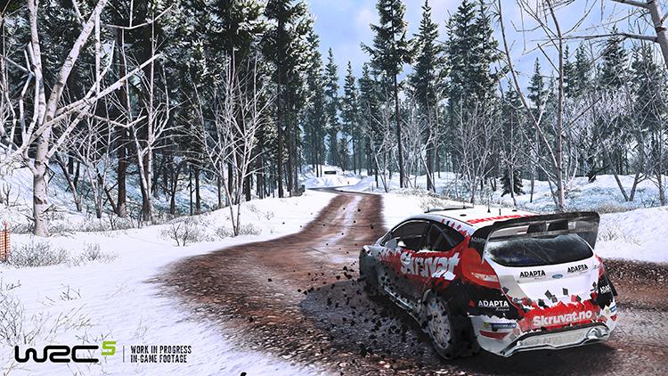 WRC 5 - Screenshot #1