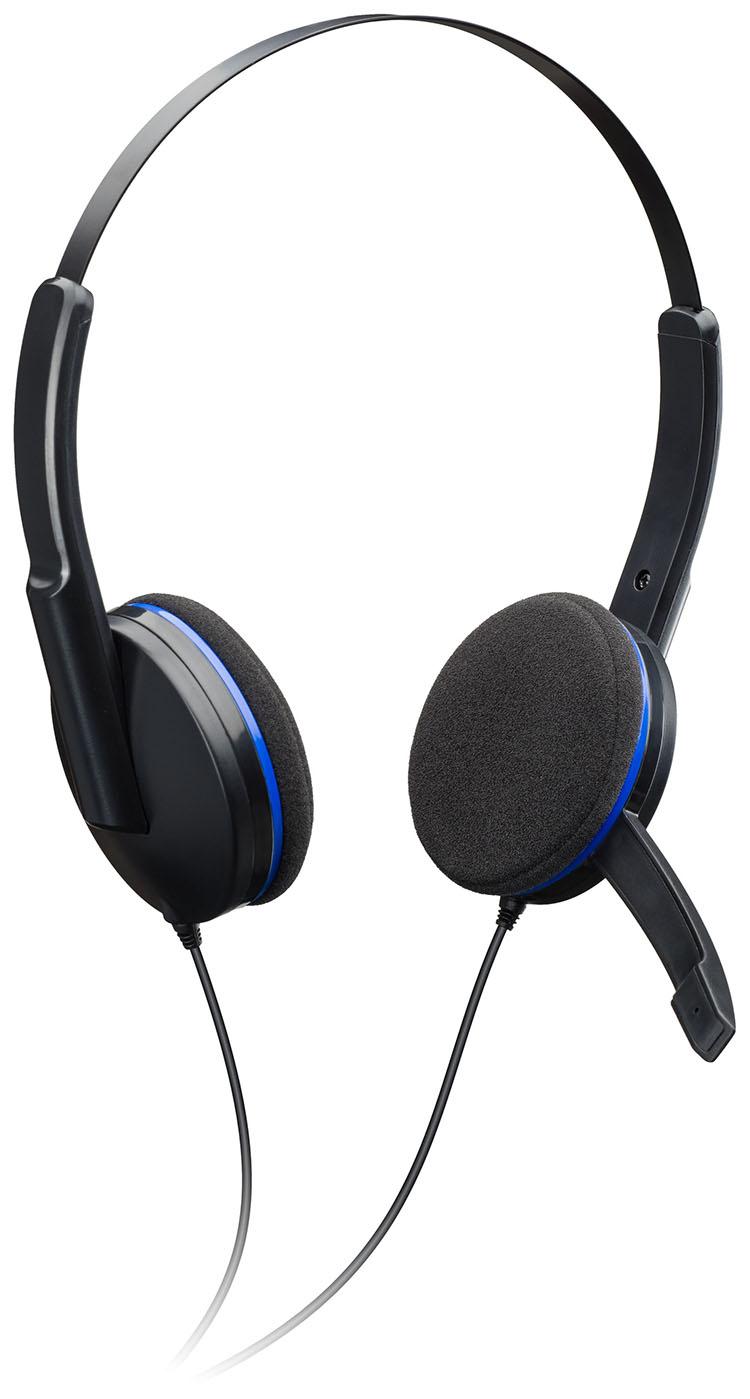 Stereo-Gaming-Headset - Bild
