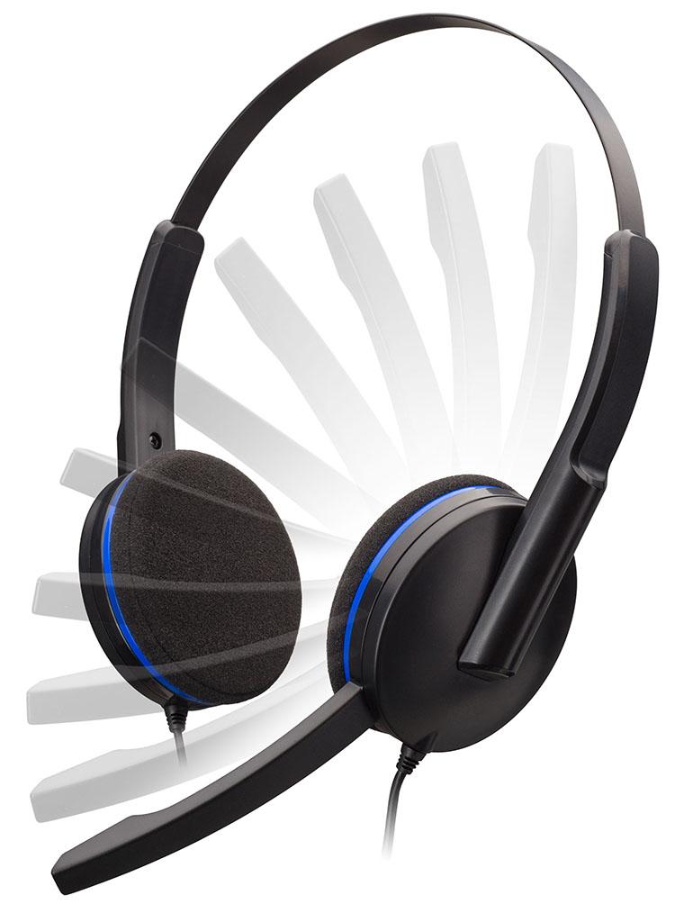 Stereo-Gaming-Headset - Bild #1
