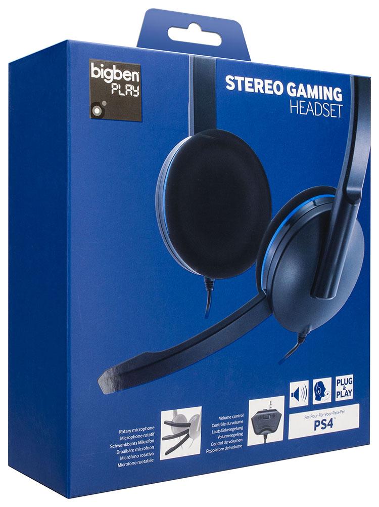 Stereo-Gaming-Headset - Bild #3