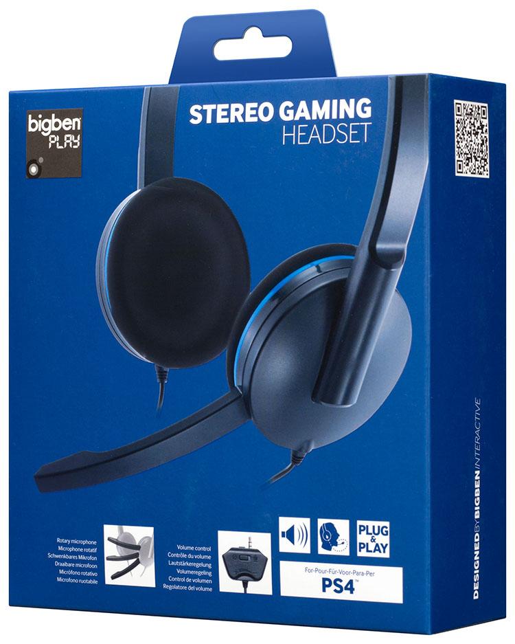 Stereo-Gaming-Headset - Bild #4
