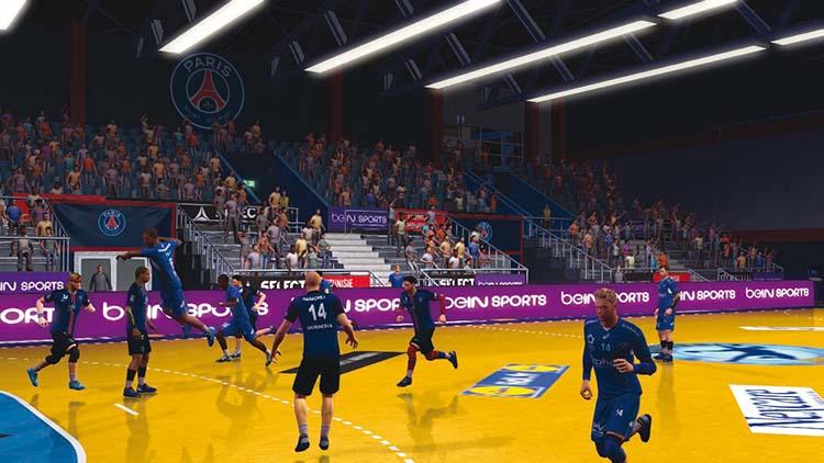 Handball 16 - Screenshot