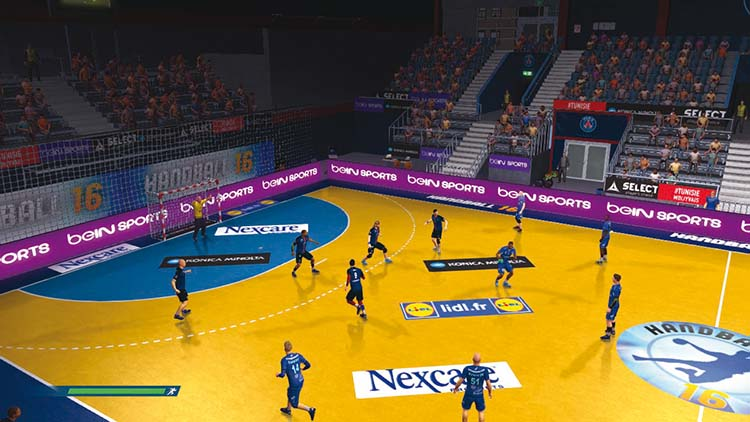 Handball 16 - Screenshot #2
