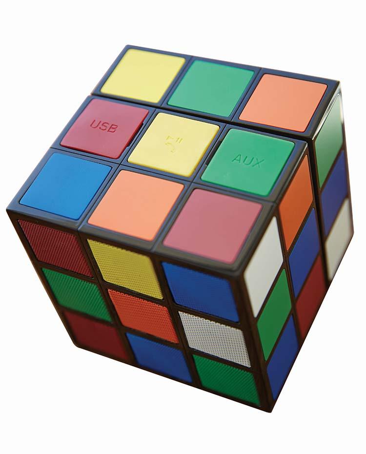 Bluetooth-Lautsprecher BT10 – Rubiks Cube - Bild #2