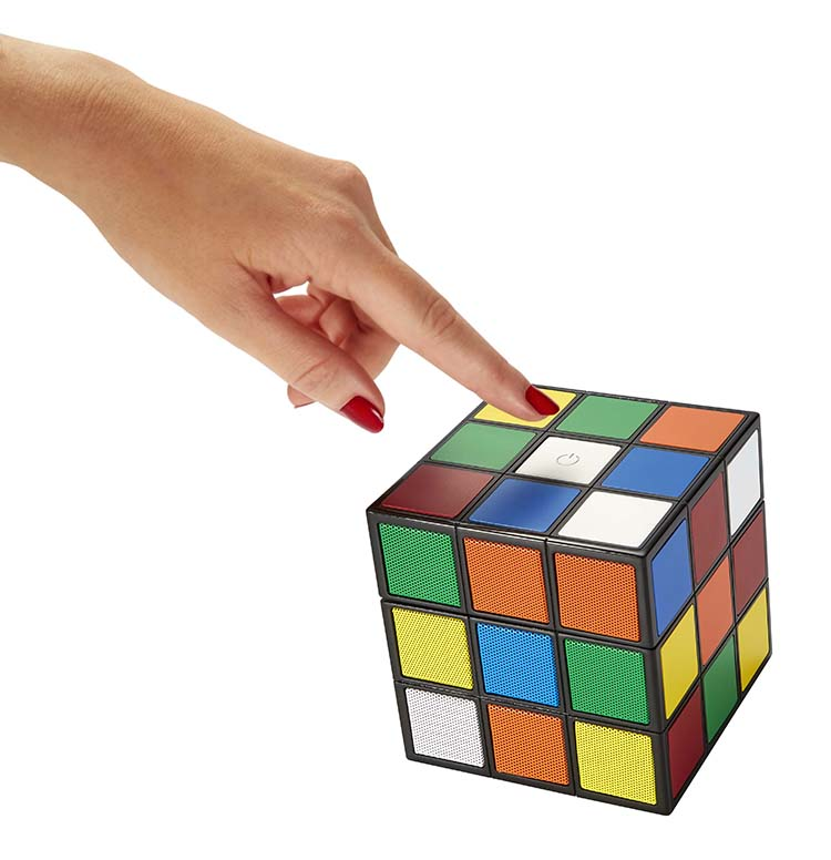 Bluetooth-Lautsprecher BT10 – Rubiks Cube - Bild #3