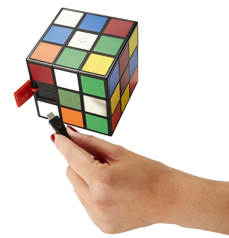 Bluetooth-Lautsprecher BT10 – Rubiks Cube - Bild #4